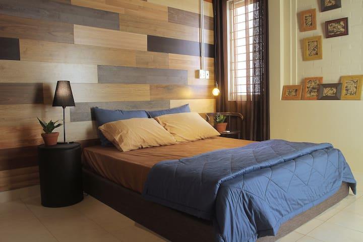 Woody Room - N&D Homestay
