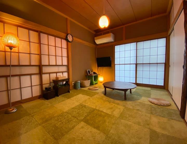 3min to sta. Hakone,Odawara  Retro Futon room
