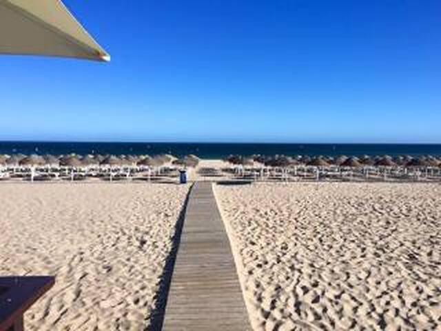 Beach Villa - Luz - Villa