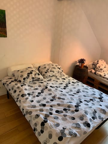 cosy room in historical city center of Ghent