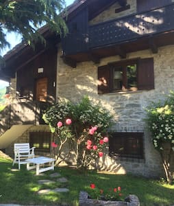 Chalet Apartments with 2 bathrooms - Palleusieux