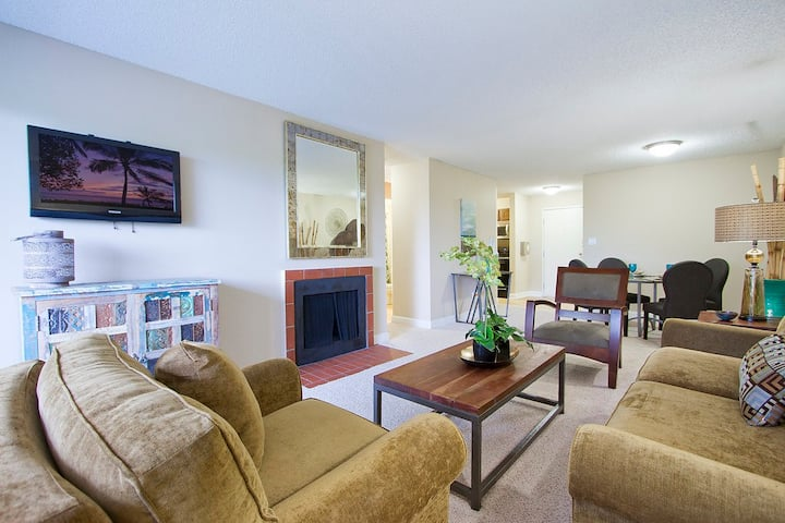 Incredible apartment home | 1BR in Denver