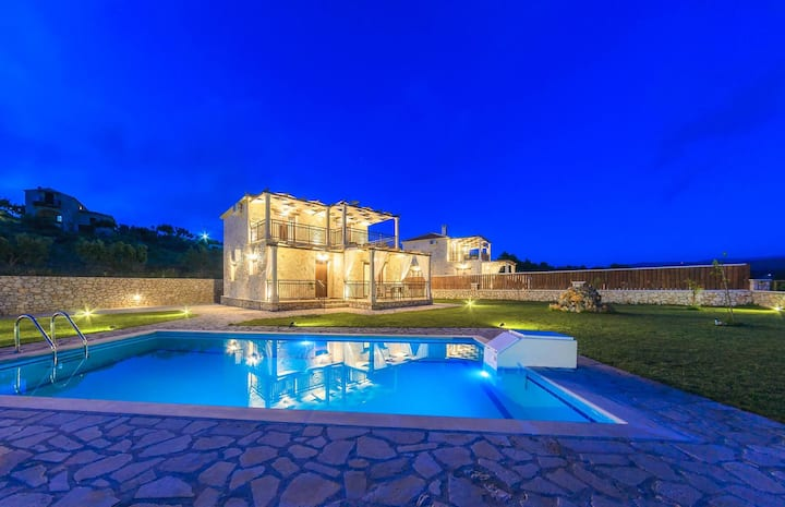Luxury 3BR Villa in Zante by UniqueVillas