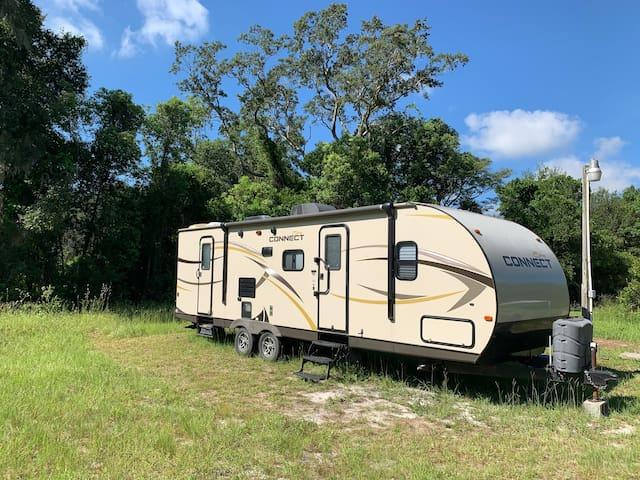 RV Campsite Near Everything