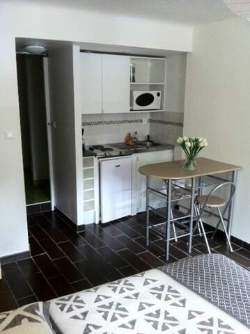 studio idéalement situé au centre de quimper - Quimper - Apartment