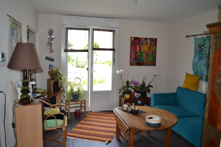 50m2 avec chats - Plouarzel - House