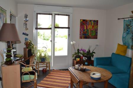 50m2 avec chats - Plouarzel - Haus