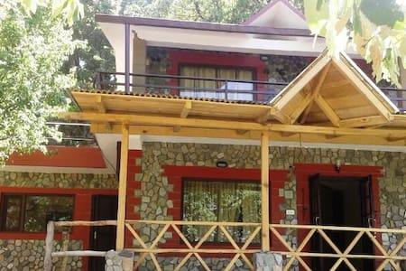 Stone & Wood Villa in the hills of Nainital. - Nainital - Bed & Breakfast