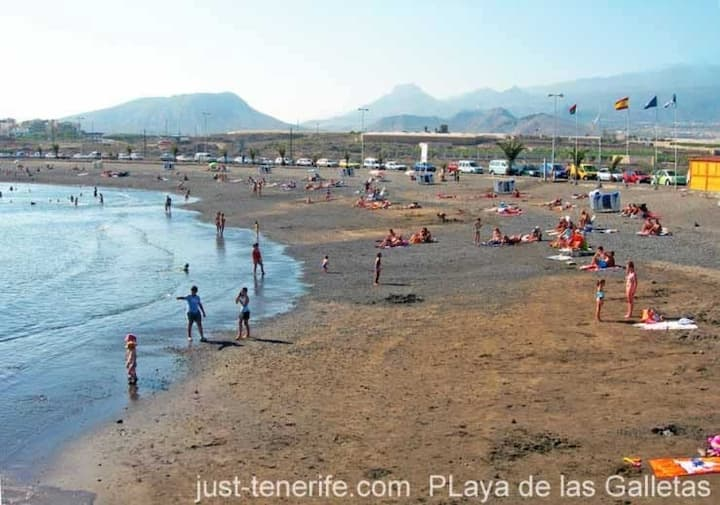 Single room, Arona, Tenerife south, 300 mt Beach