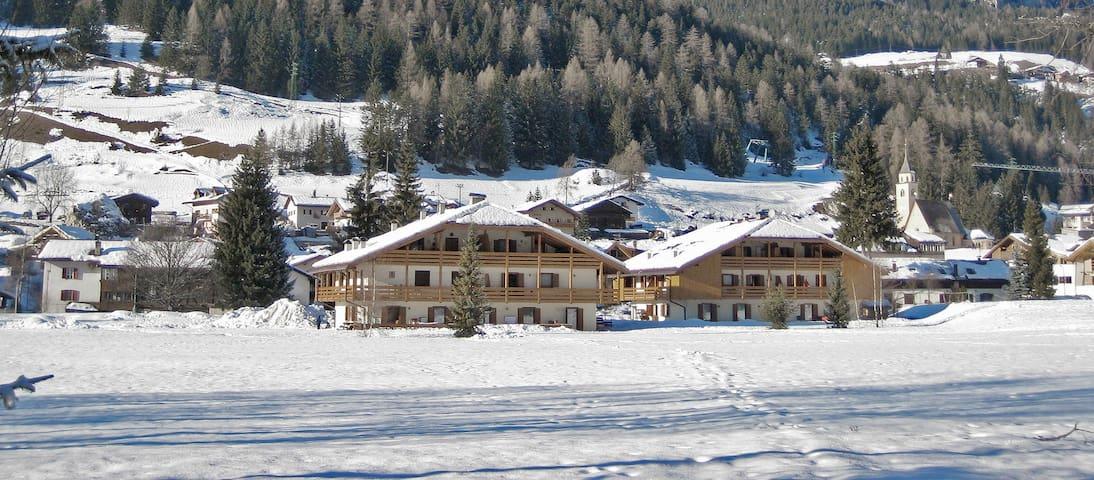 Affacciàti sulle Dolomiti