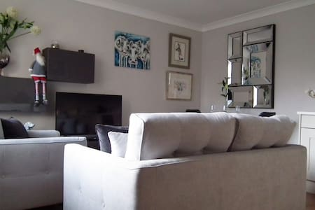 Modern 2 Bed Home near the RDS Arena