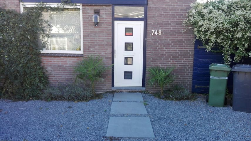 Family home near Amsterdam and Utrecht - Maarssen - Huis