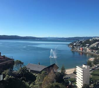 Oriental Terrace apartment - Wellington
