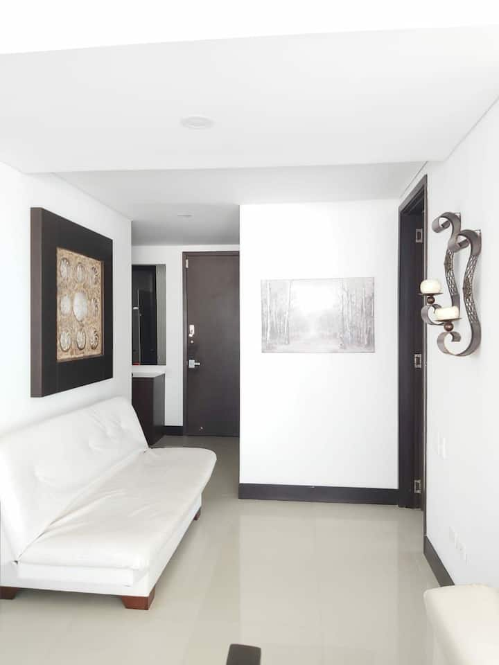 Luxury  Apartment Ocean view palmetto eliptic.
