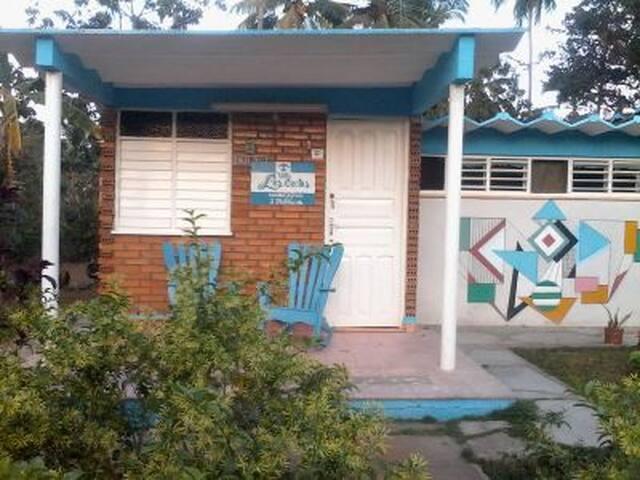 Villa Los Cactus (Valle de Santo Tomas)