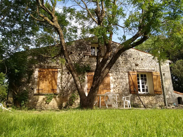 Petite maison à la campagne - Corme-Écluse - Rumah