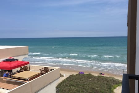 Beachfront! Studio, Super Deal! - South Padre Island - Appartement