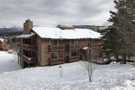 Clean, tidy ski condo in Winter Park: sleeps 3 - วินเทอร์พาร์ค
