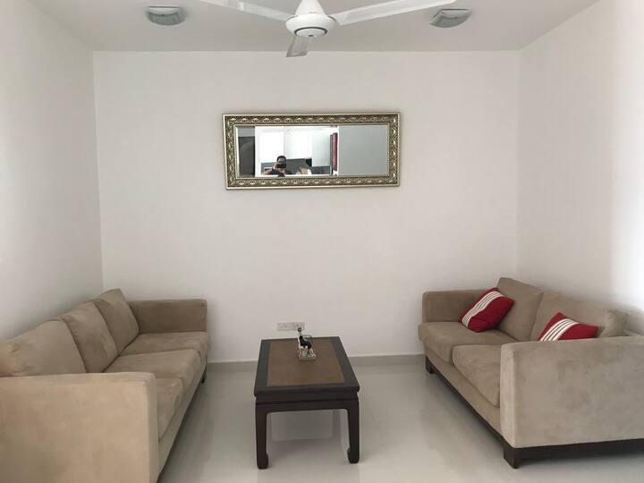 3 bedroom apartment in Battaramulla