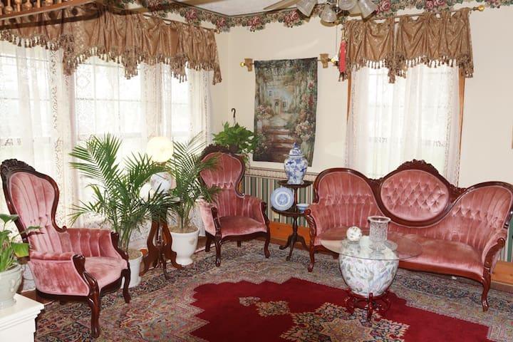 Wyman House Bed & Breakfast - La Porte - Bed & Breakfast