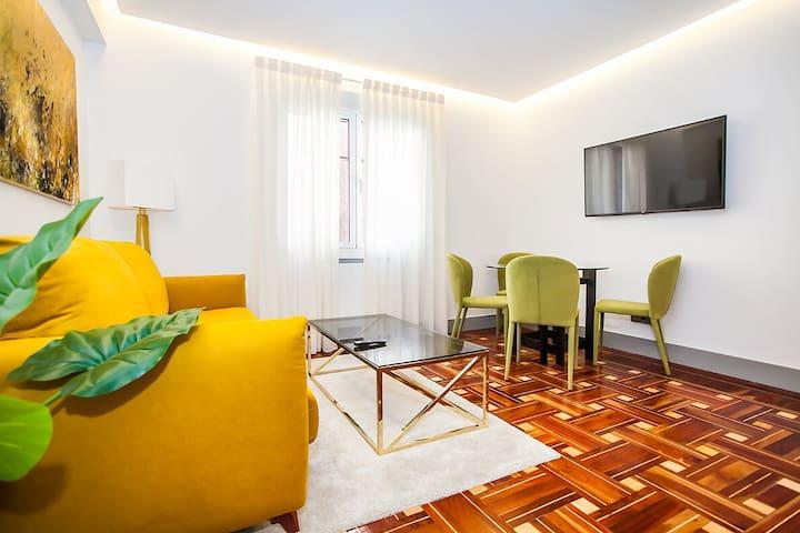 5 * Luxury & Best Cozy Apartment Salamanca 4px