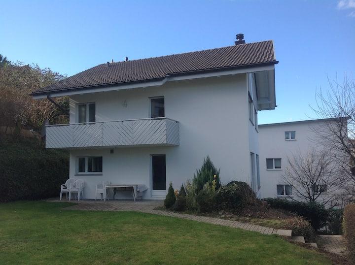 Richterswil - Doppelzimmer mit Balkon