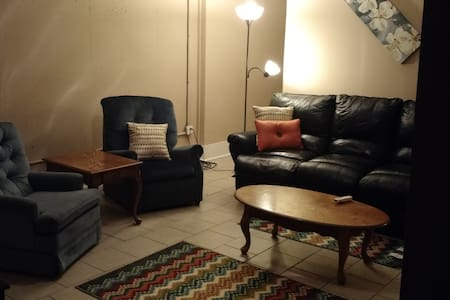 3-4Room/1Bath Fully Equipped One-Level Home - Christiansburg - 아파트
