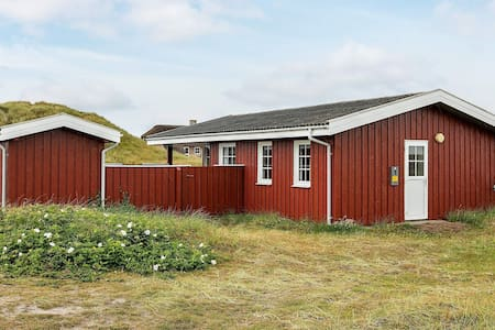 Cosy Holiday Home in Ringkøbing with Terrace