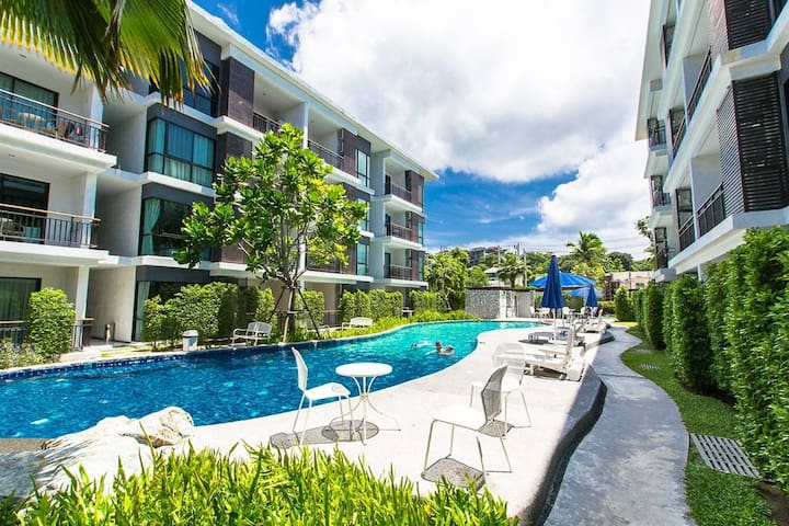 Amazing 1 br apartment on Title Rawai