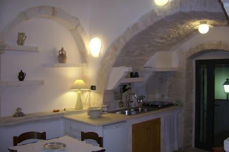 CASA VACANZA BOMBONIERA A CISTERNINO ALTO SALENTO - Cisternino