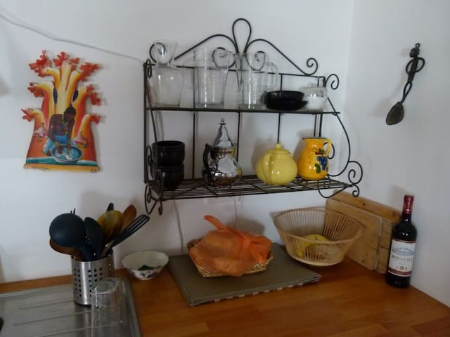 Les Alpes d'Azur Apartment Three - La Brigue - Apartment