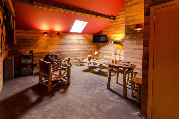 La cabane du Trappeur - Anhée - Inny