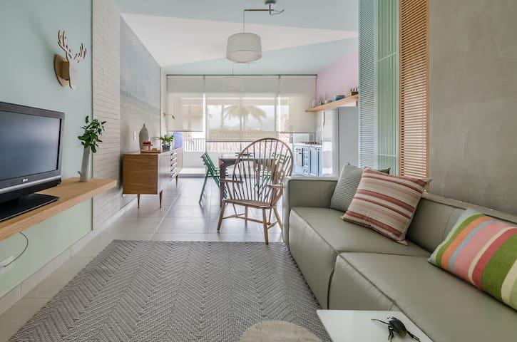 Apartamento novo em Ubatuba - Ubatuba - Leilighet
