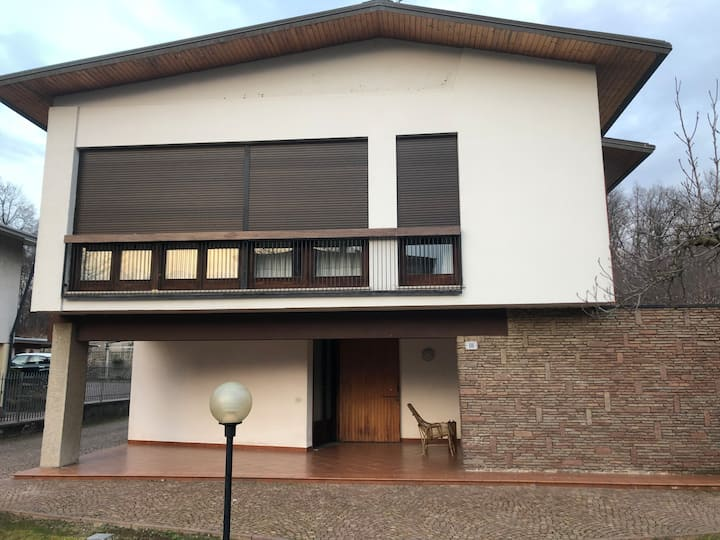 House near Malpensa Airport