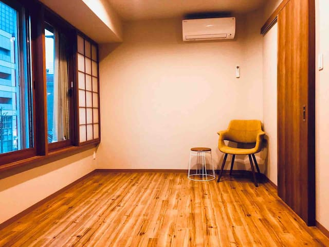 OPEN FEB 2019! Room #2 in Temma 天満・JR Osaka 1 stop