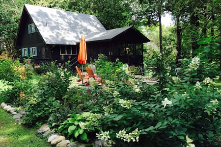 Cozy cabin in the Hudson Valley! - Germantown