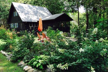 Cozy cabin in the Hudson Valley! - Germantown - Cabaña