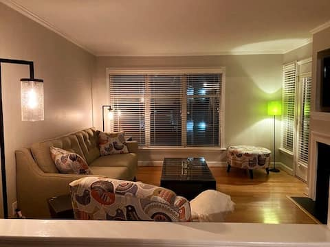 Downtown Raleigh Two Bedroom Condo