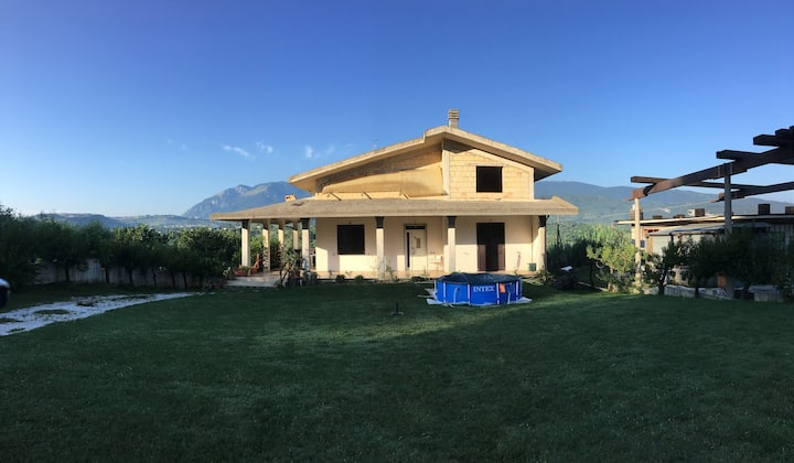 Abruzzo Mountain View Lodge
