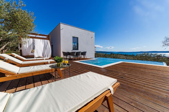 Dalmatian Oasis Luxury Villa