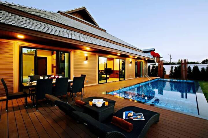Zen Retreat Chiang Mai Villa & Pool No.1