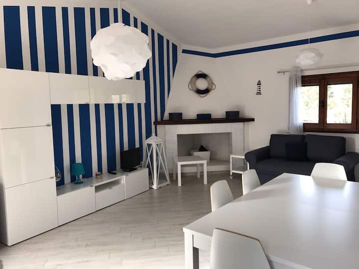 La Casa Blu Sardegna Sud Ovest .