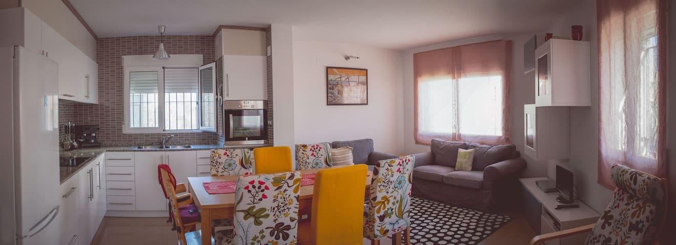 Apartamento cerca mar/montaña