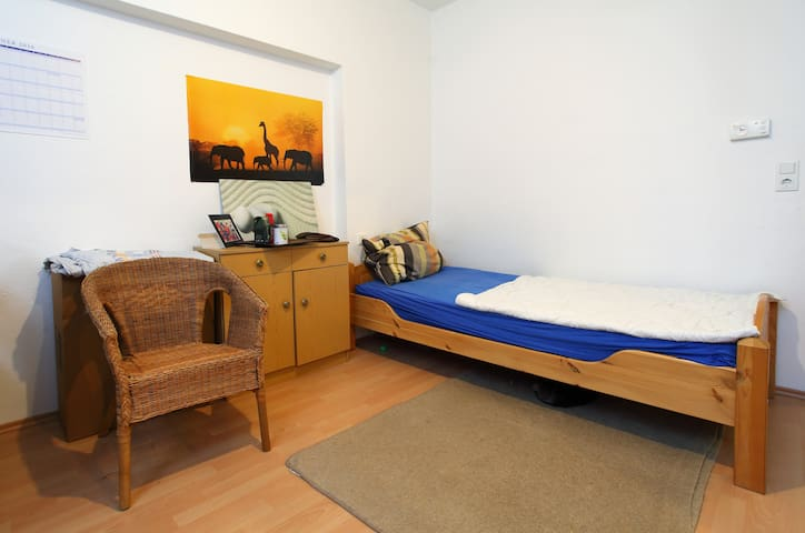 Big room near tramway and Messe - Nürnberg - Pis