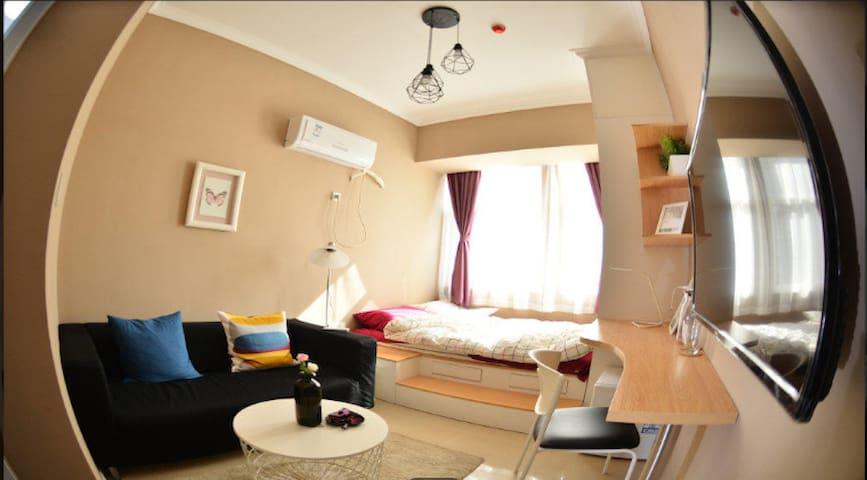 别具一格的温馨公寓 - Xian Shi - Pis