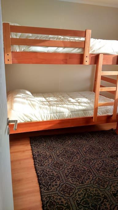tercer dormitorio con camarote