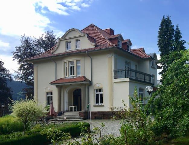 Villa Liebetrau -2 Zimmer-Wohlfühl-App. Erfurt