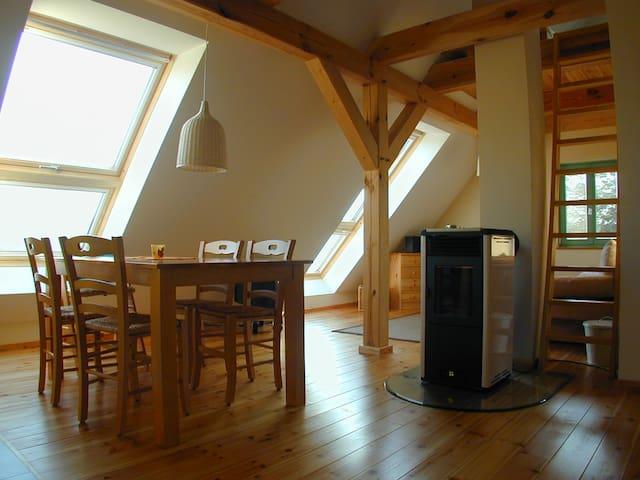 Kleine Wohnung - Wittstock/Dosse OT Zempow - Appartement