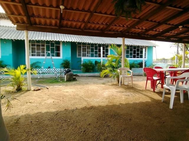 Bungalows El Carrizal | Habitación #1