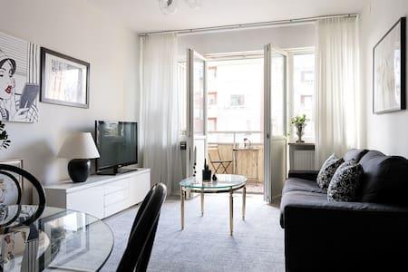 Lyxig lägenhet i Solna - Solna - Appartement